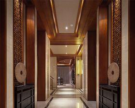 120平米三室一厅中式风格走廊装修案例