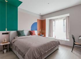 140平米四室一廳現代簡約風格臥室欣賞圖