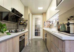 120平米现代简约风格厨房欣赏图