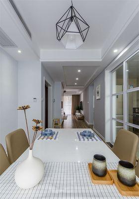 110平米三室两厅宜家风格走廊装修图片大全
