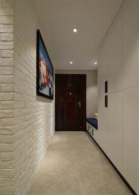 15-20万80平米三室两厅现代简约风格玄关图片大全