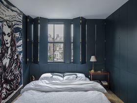 100平米三室一廳北歐風格臥室裝修圖片大全