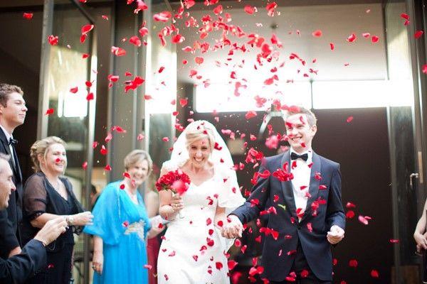 感受创意婚礼带来的惊喜和感动
