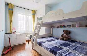100平米三中式风格儿童房效果图
