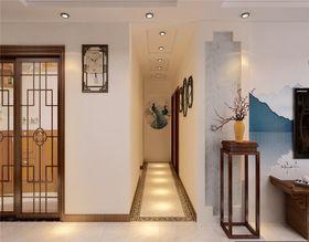 120平米三中式风格走廊图片