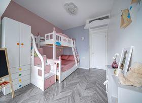 140平米四室两厅法式风格儿童房装修图片大全
