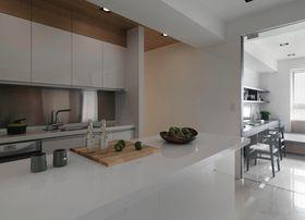 110平米四現代簡約風格廚房設計圖