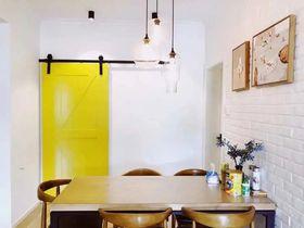 100平米宜家风格餐厅效果图