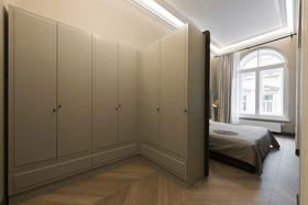 90平米现代简约风格卧室图片大全