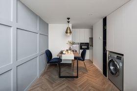 30平米超小户型现代简约风格餐厅图片大全