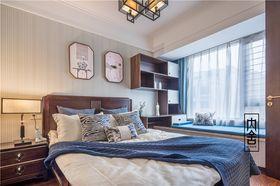 80平米法式风格卧室图
