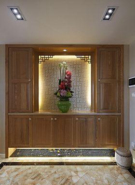 富裕型140平米四室两厅中式风格走廊图片大全