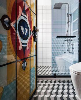 80平米法式风格卫生间图片大全