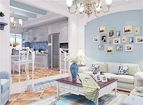 140平米三室两厅地中海风格其他区域设计图