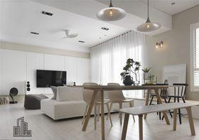 20万以上120平米三室两厅宜家风格餐厅图