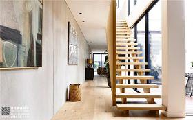 140平米现代简约风格其他区域装修案例
