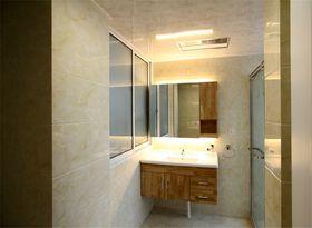 5-10万140平米三室两厅中式风格卫生间装修案例