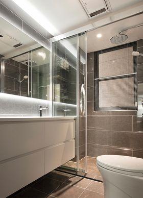 110平米三室两厅北欧风格卫生间设计图