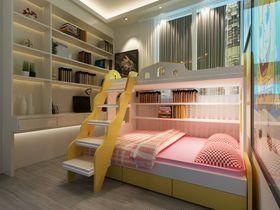 经济型50平米现代简约风格儿童房装修图片大全