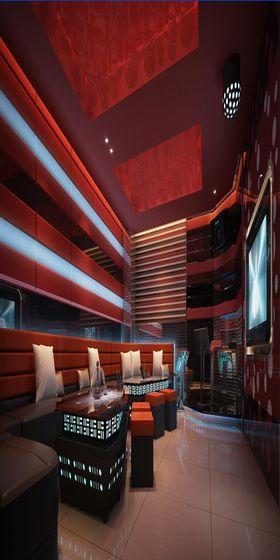 豪华型140平米其他风格走廊装修图片大全