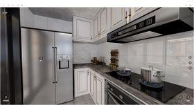 140平米复式欧式风格厨房效果图