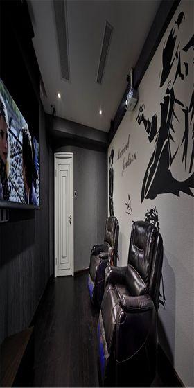 140平米四现代简约风格影音室图片大全