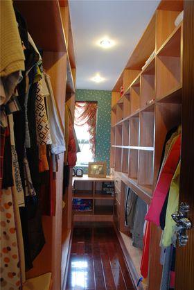 120平米三室两厅地中海风格衣帽间效果图