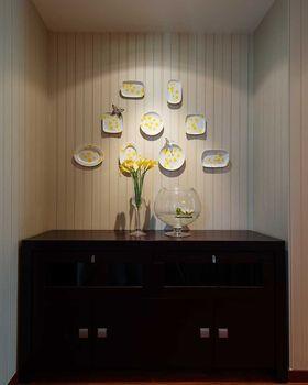 80平米三室两厅现代简约风格玄关装修效果图