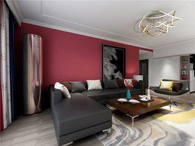 140平米三現代簡約風格客廳欣賞圖