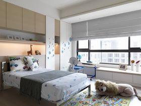 70平米新古典风格卧室设计图