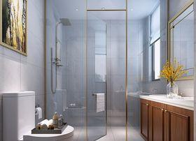 100平米三室兩廳現代簡約風格衛生間裝修圖片大全