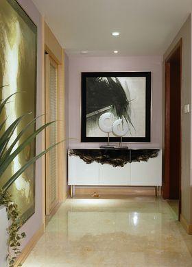 10-15万120平米三室两厅现代简约风格走廊装修效果图