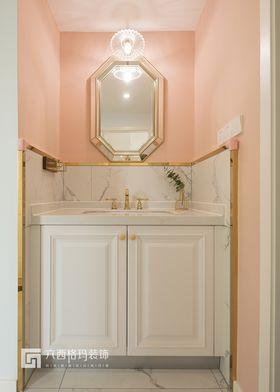 110平米三室两厅北欧风格卫生间装修案例