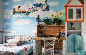 140平米复式地中海风格卧室图片大全