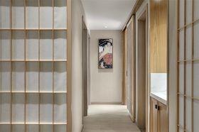 70平米日式風格走廊效果圖