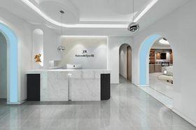 140平米现代简约风格客厅图片