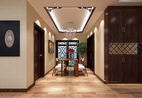 经济型140平米四室两厅中式风格餐厅装修效果图