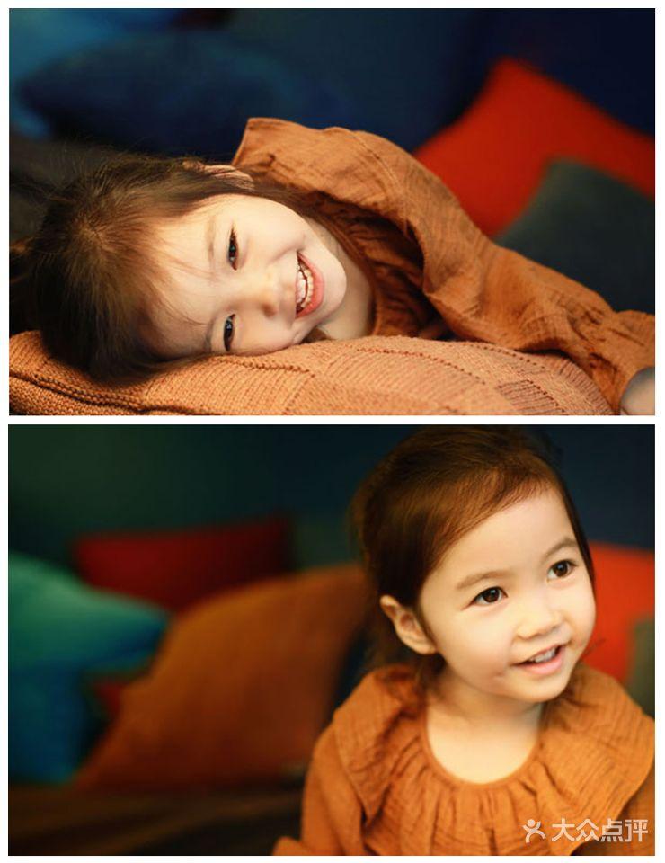 萌摄影创意儿童写真(中山公园店)