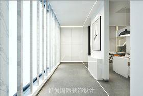 140平米復式現代簡約風格走廊圖片大全