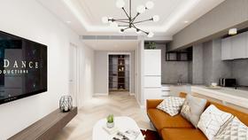 70平米公寓现代简约风格其他区域欣赏图