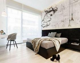 富裕型120平米混搭风格卧室欣赏图