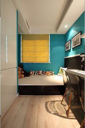 经济型90平米三室两厅现代简约风格儿童房图片大全