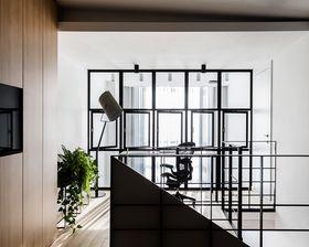 90平米复式北欧风格阁楼装修案例