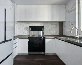 140平米别墅现代简约风格厨房欣赏图