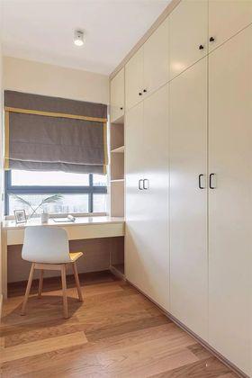 120平米四室两厅宜家风格书房设计图