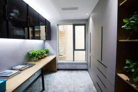 5-10万70平米四室两厅北欧风格书房装修案例