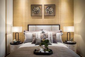 60平米三室兩廳中式風格臥室裝修效果圖