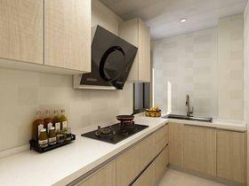 100平米三現代簡約風格廚房效果圖