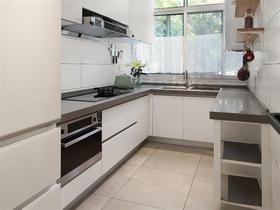 120平米三混搭风格厨房装修效果图
