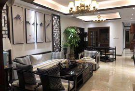 100平米三中式风格客厅欣赏图